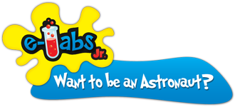 Want to be an Astronaut e-Labs Logo
